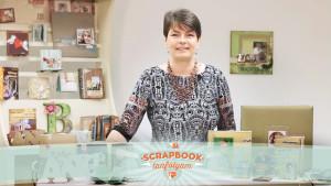 Scrapbook tanfolyam kezdőknek az alapoktól az első scrapbookoldalak elkészítéséig. Otthon végezhető, online workshop Budaházi Brigitta scrapbook oktatóval.