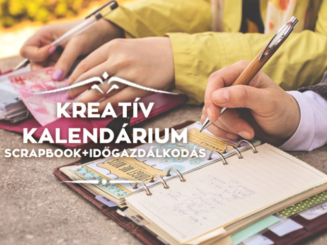 Kreatív Kalendárium Online workshop